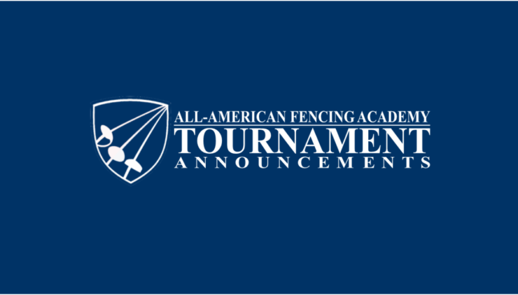 tournament announcements banner