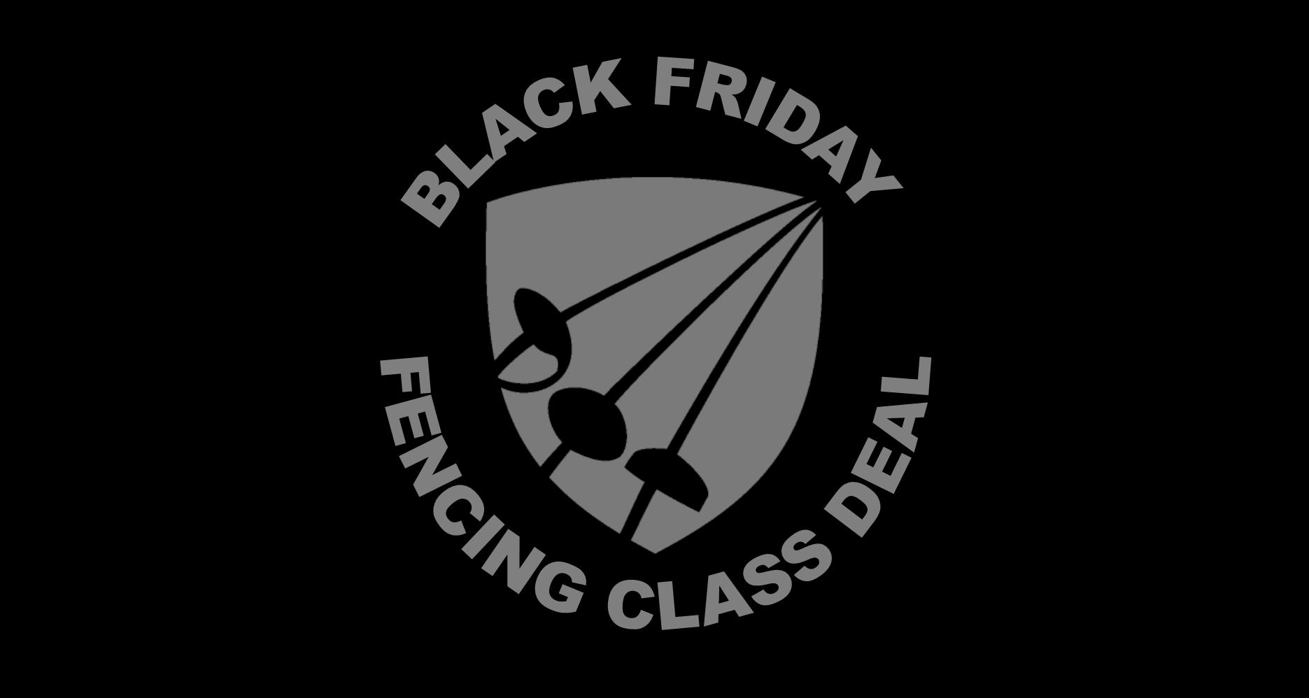 blackfridayfencingclassdealbanner
