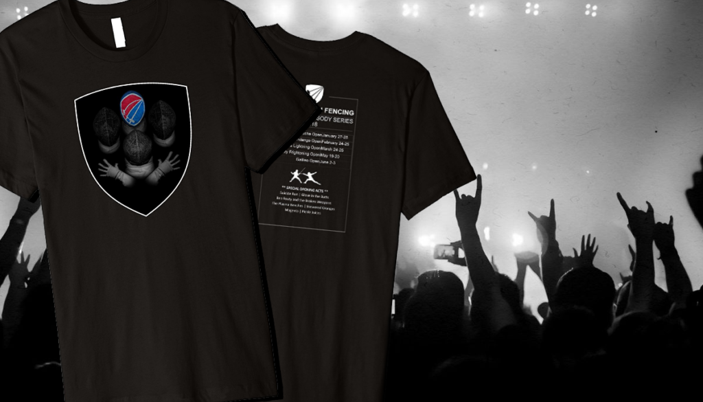 Bohemian Rhapsody Tournament shirts