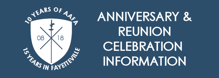10-15 Anniversary and Reunion small banner