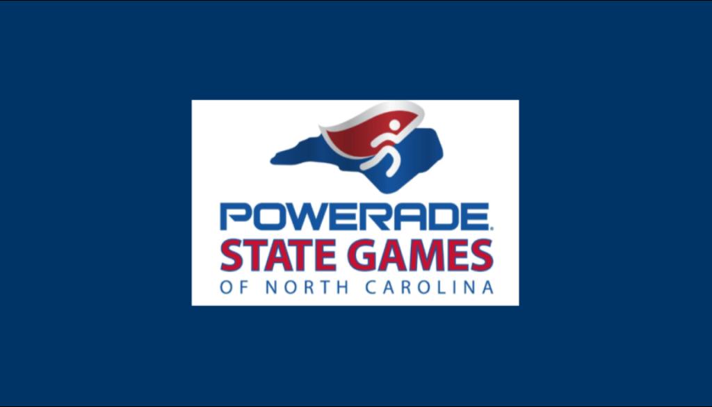 Powerade State Games, banner
