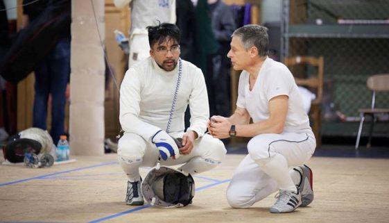 Coach John and Coach Gerhard