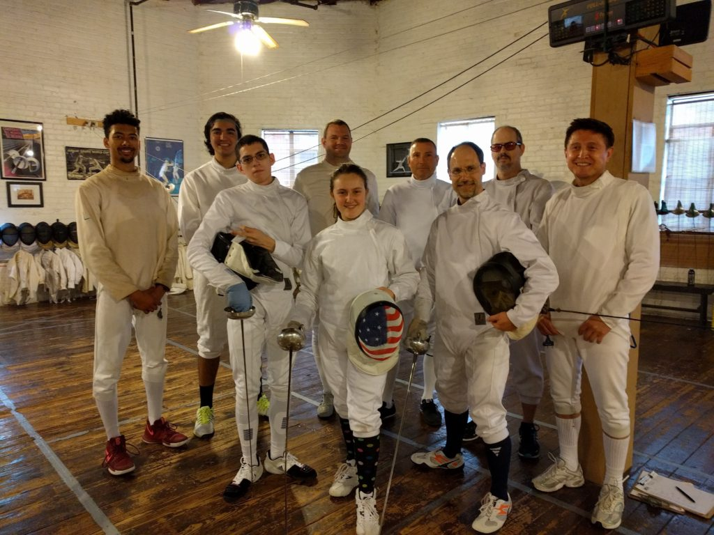 Epee tournament