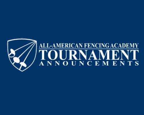 tournament announcements banner
