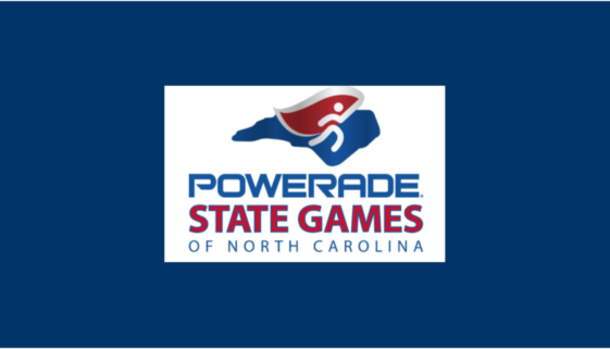 Powerade State Games, banner