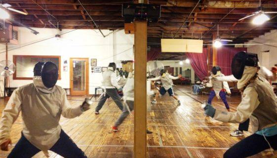 fencing, Phalen, Autumn