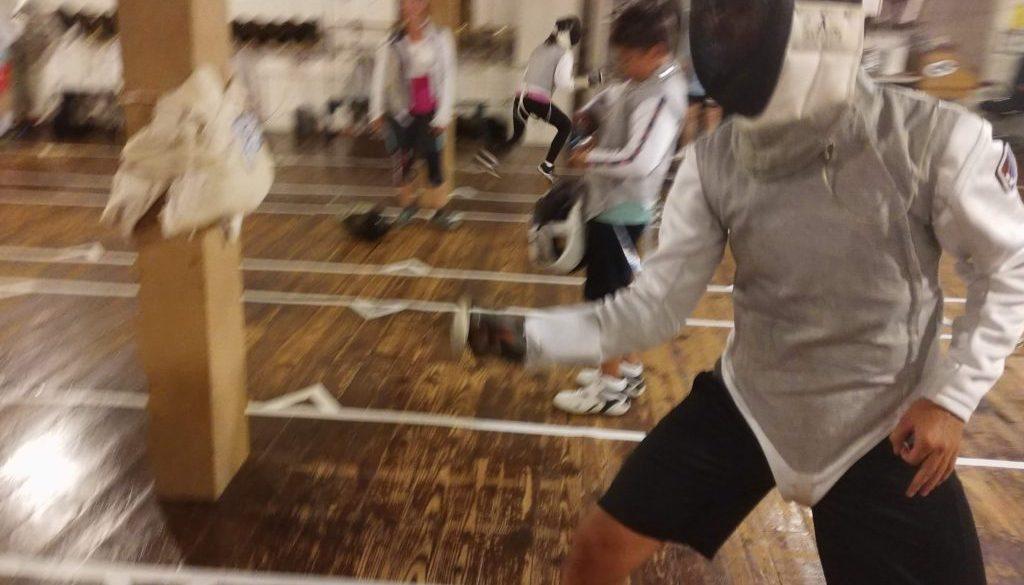 Gabe fencing