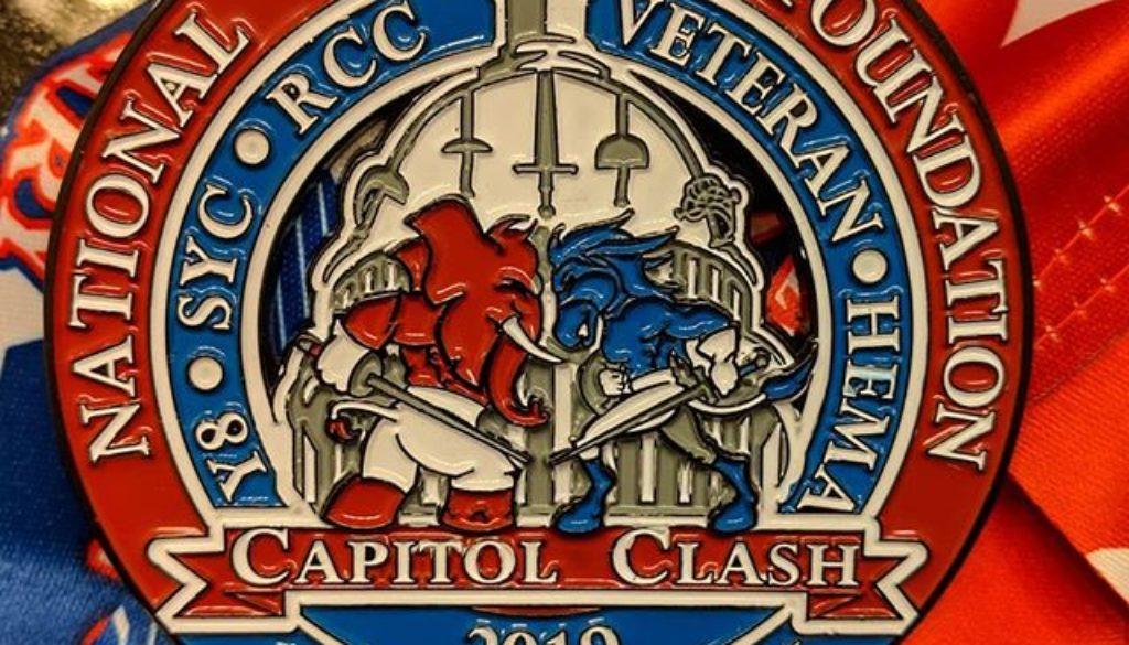 Capitol Clash Medal
