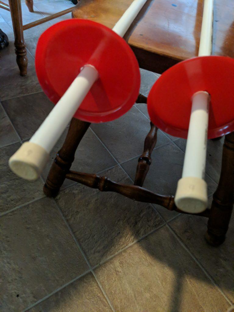DIY Home Practice Weapon