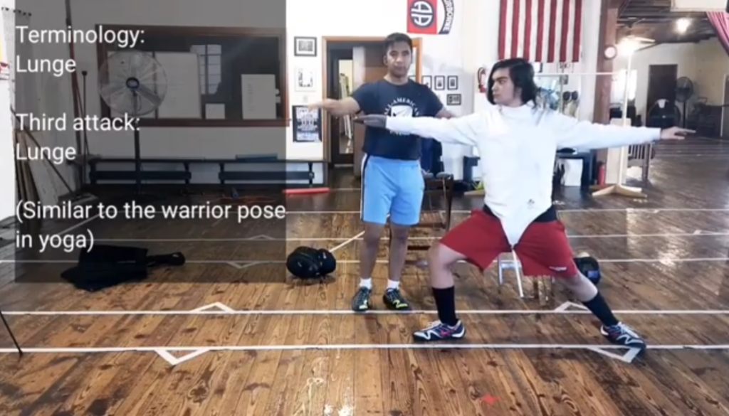 How To Teach Beginner Fencing Part 3