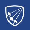 Outline AAFA logo blue bg large