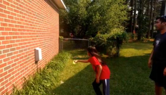 Tennis Ball Exercises Part 2