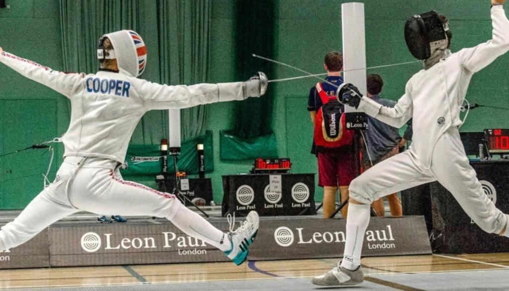 cooper fencing