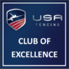 usa fencing club of excellence